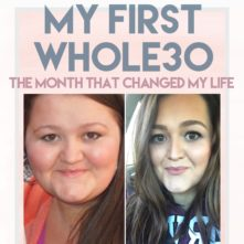 My First Whole30: the Month That Changed My Life