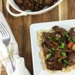 whole30 and paleo mongolian beef