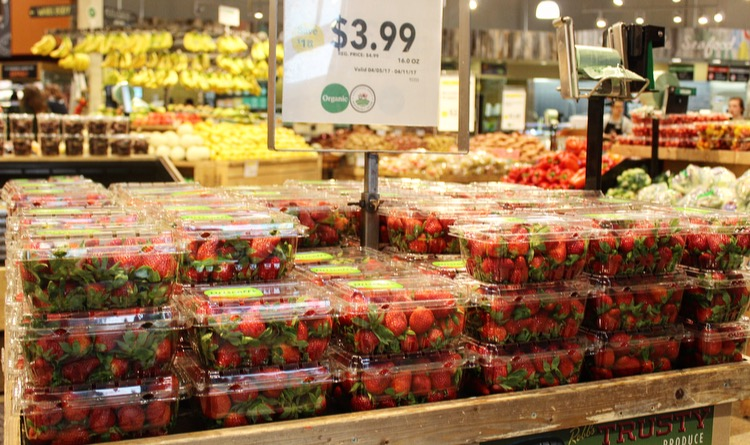 guide to buying organic produce
