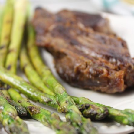 Grilled Caesar Asparagus: Jazz up Your Veggies