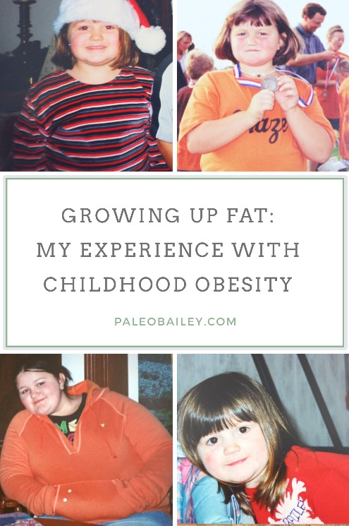 childhood obesity: growing up as the fat kid