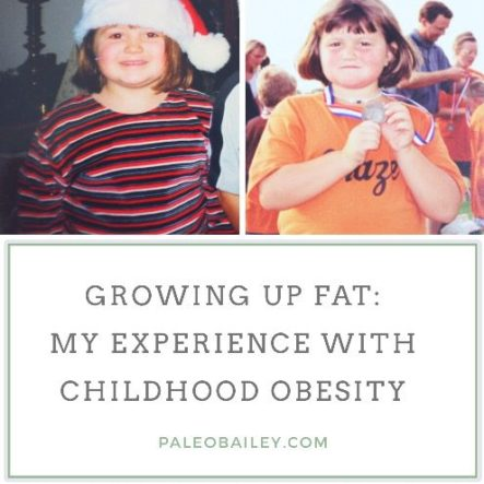 My Experience With Childhood Obesity: What It Was Like To Be the Fat Kid