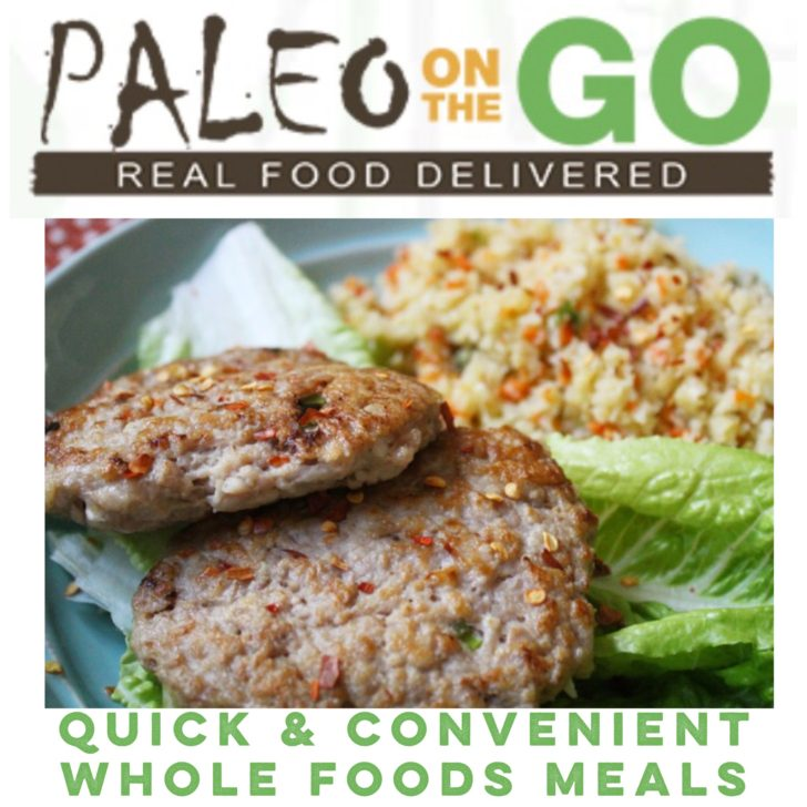 Paleo On The Go: Paleo Meals Right to Your Door