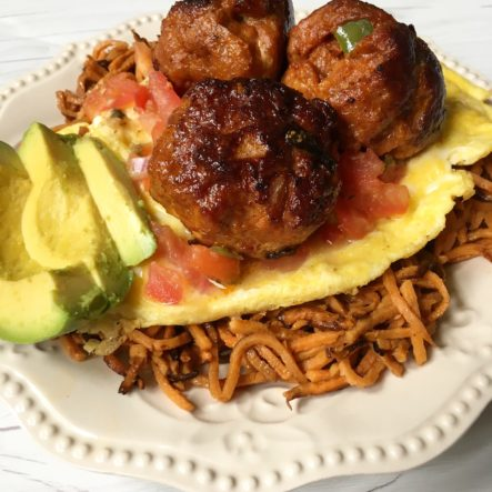 Chorizo Whole30 Breakfast Meatballs – Paleo and Whole30
