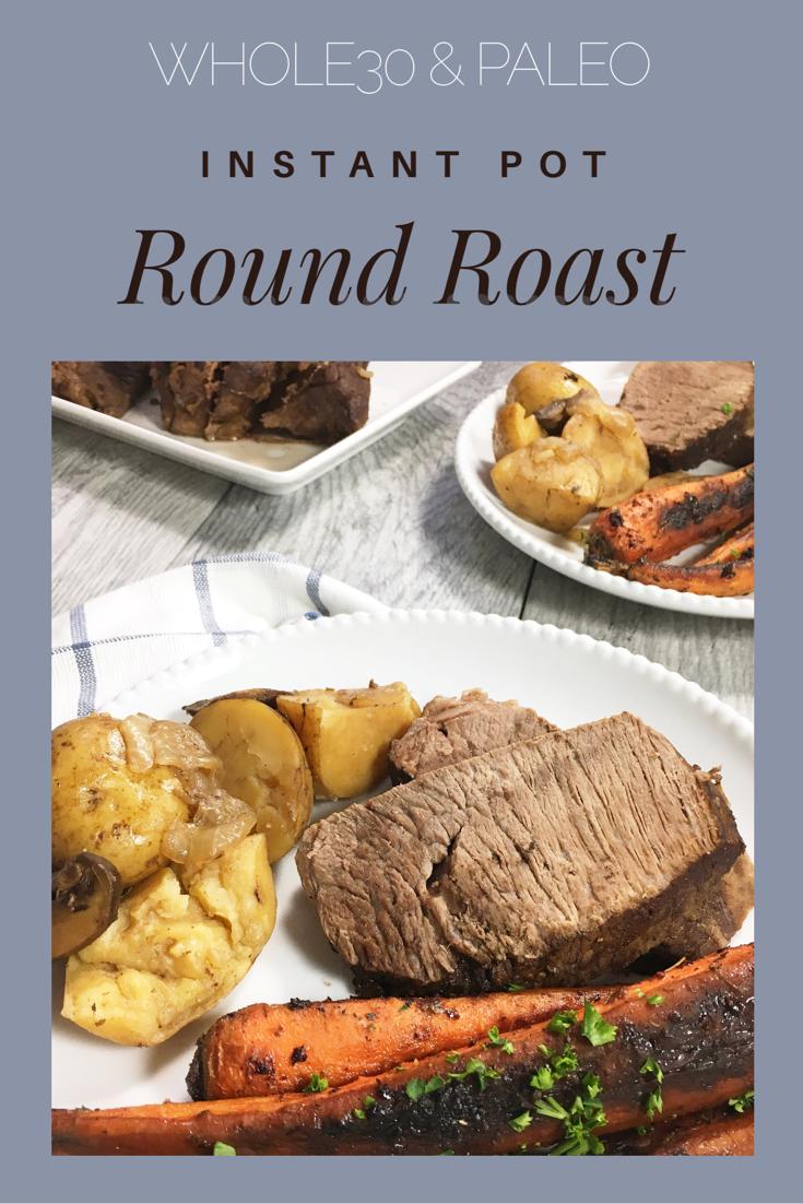 instant pot round roast