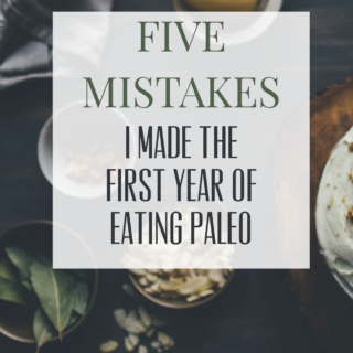 common paleo mistakes