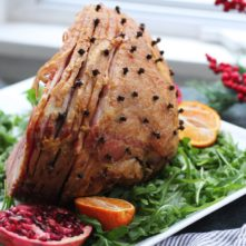 Whole30 Holiday Ham: A Healthy Paleo Ham Recipe!
