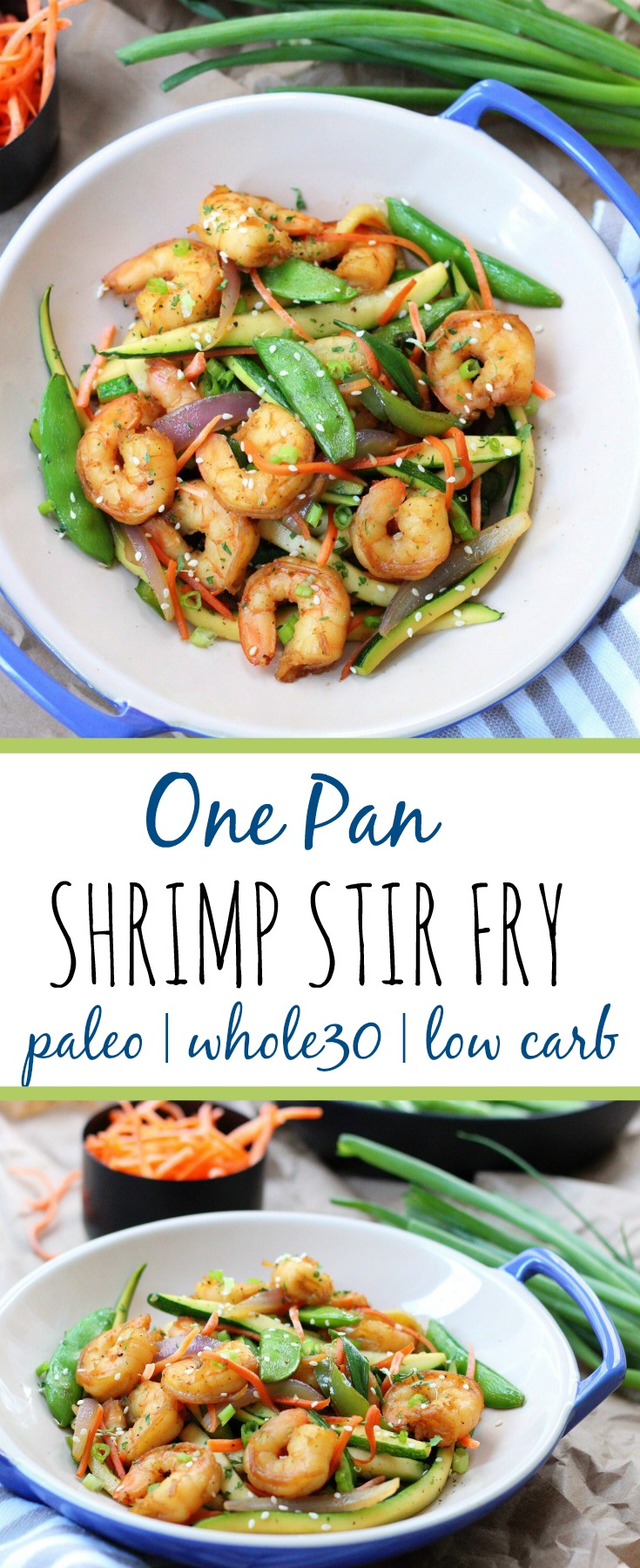 Paleo Shrimp Stir Fry Whole30 Low Carb Tips For Cooking With Gelatin Whole Kitchen Sink