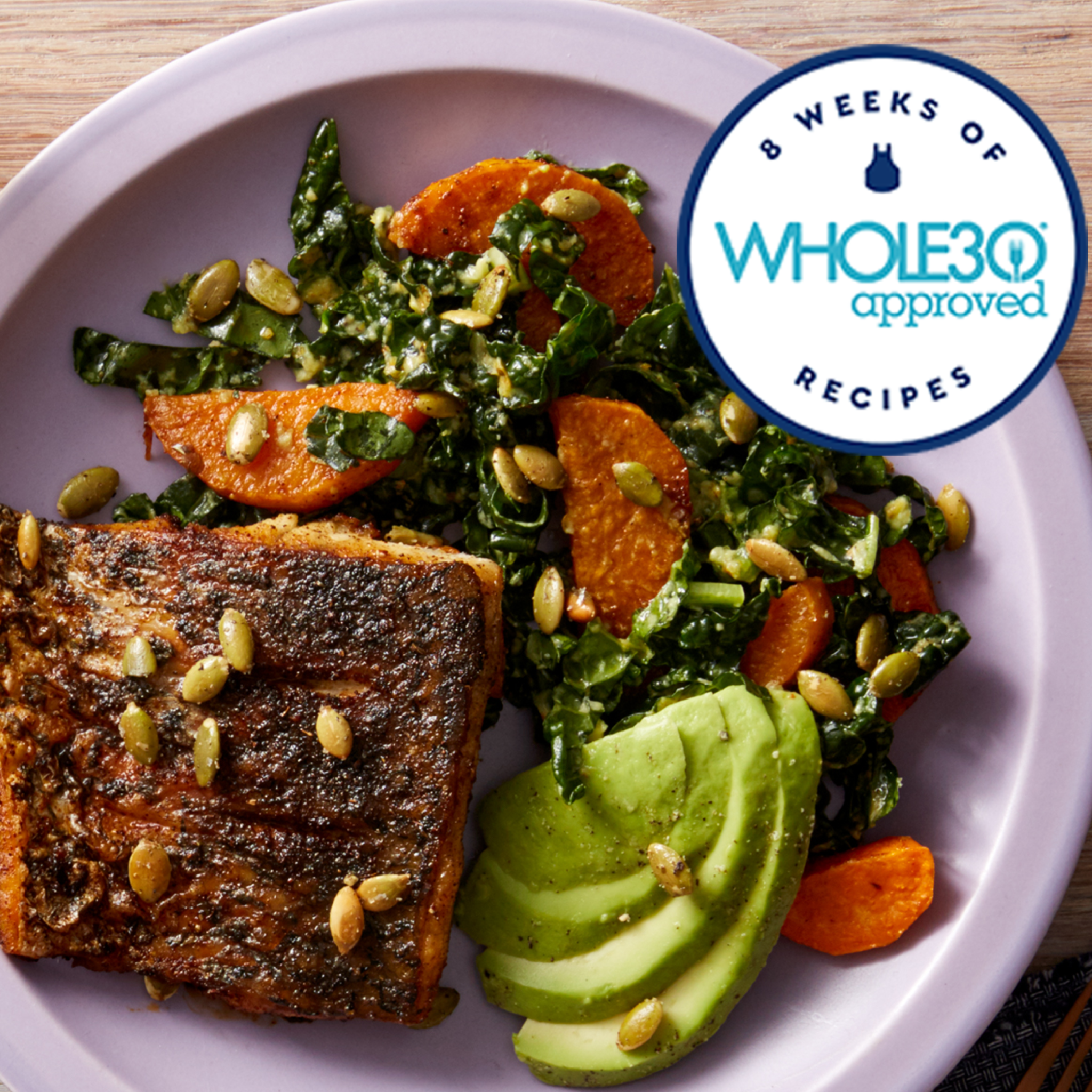 Blue Apron Meal Delivery Meets Whole30