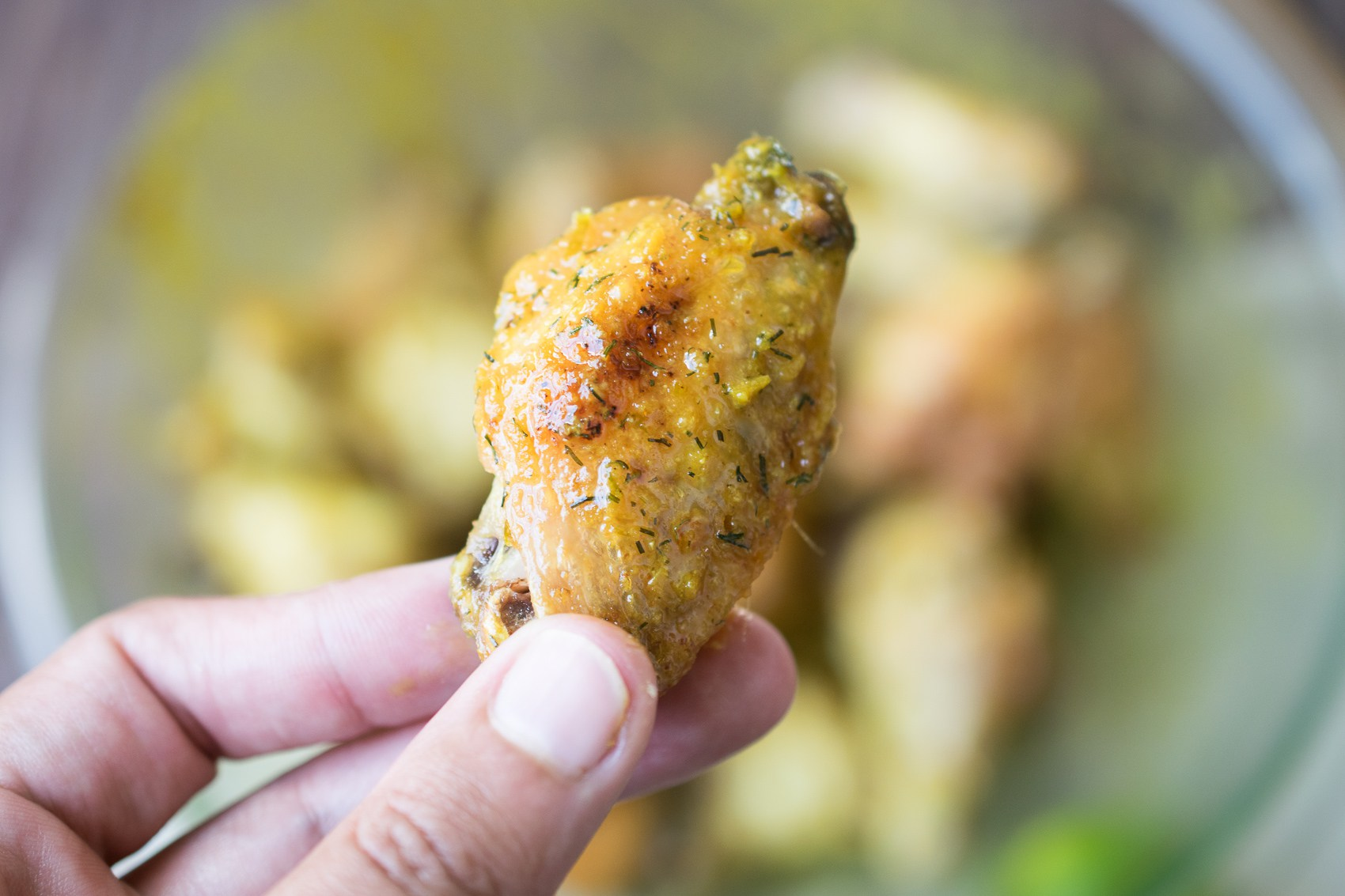 paleo chicken wings