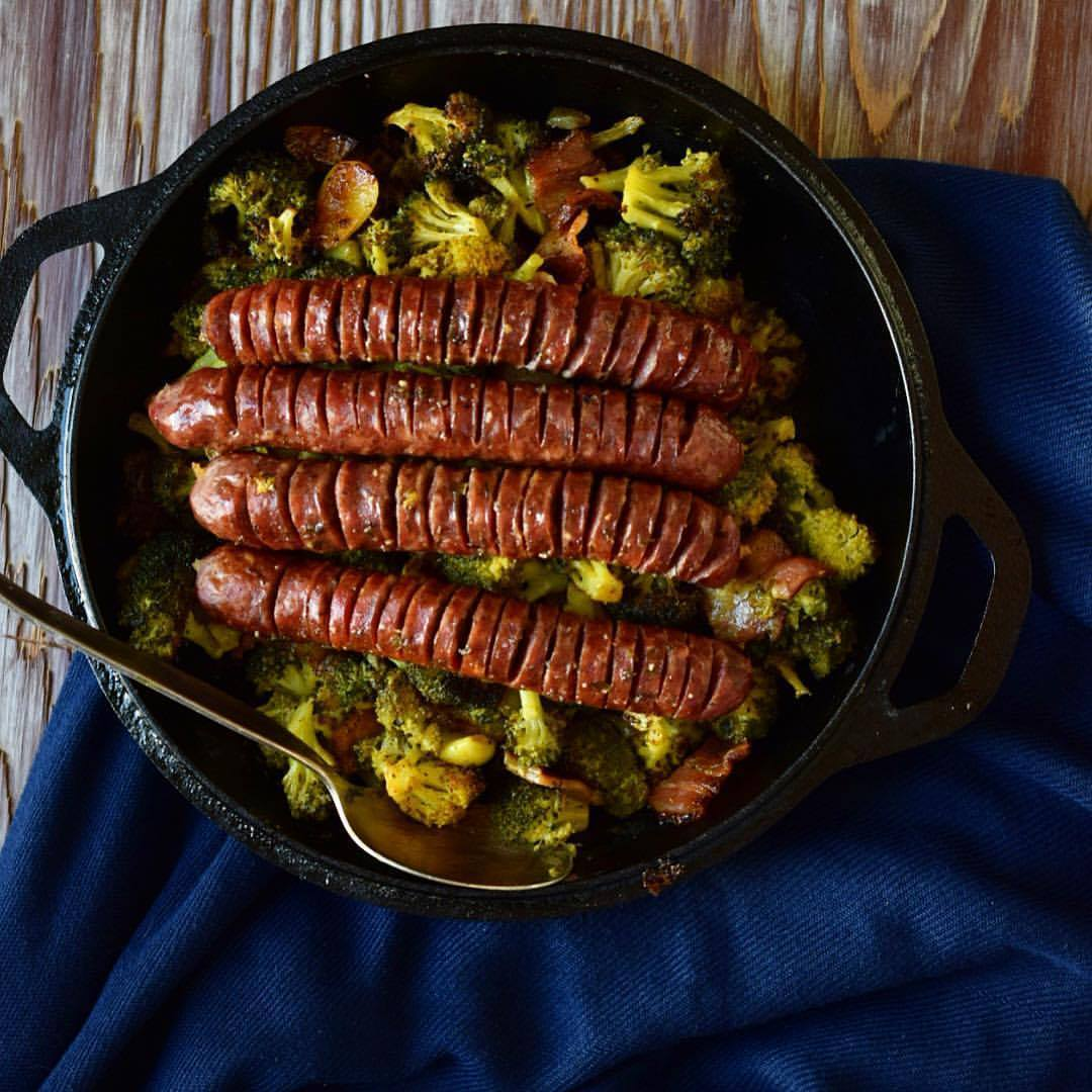 whole30 sheet pan sausage