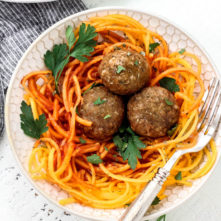The Best Paleo Classic Meatball Recipe (and the Secret Ingredient You Need to be Using)