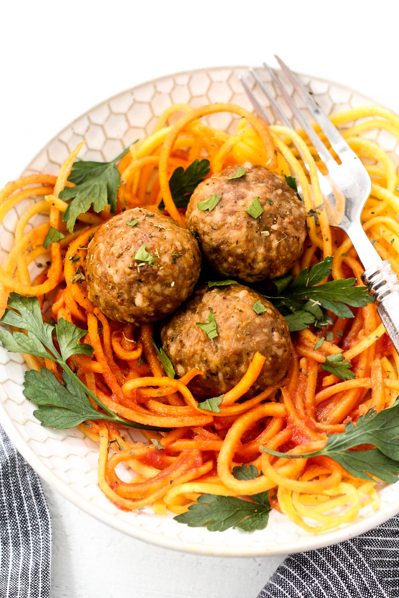 the best paleo classic meatball recipe