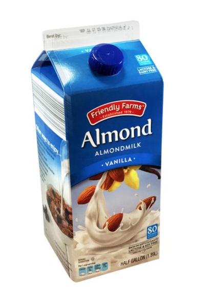 whole30 almond milk