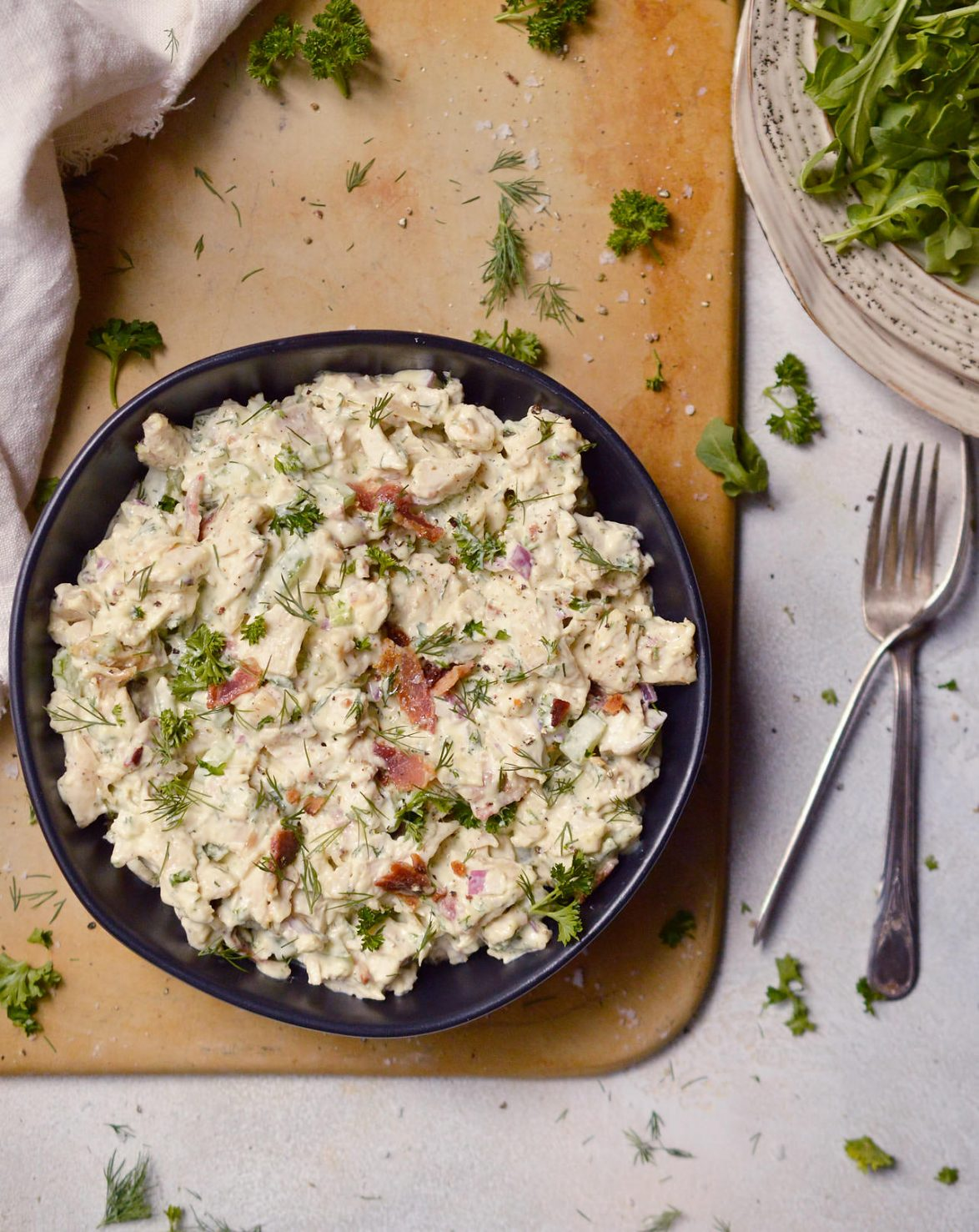 40 paleo chicken salads