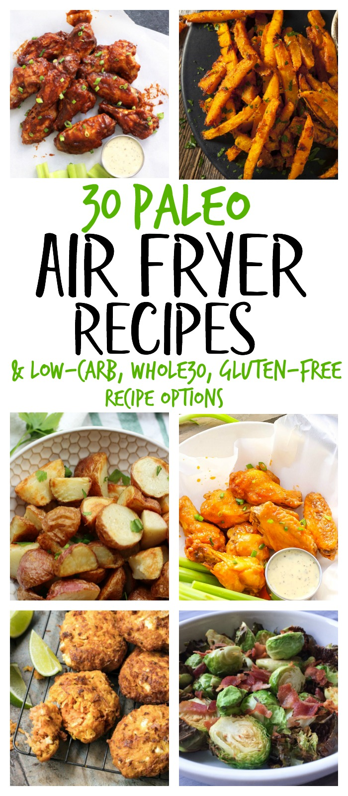 30 Paleo Air Fryer Recipes Gluten Free Whole30 Whole Kitchen Sink