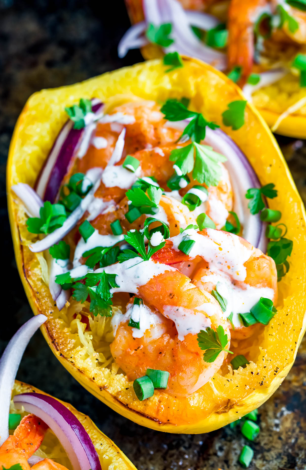 whole30 seafood round up