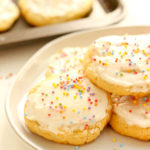 soft paleo sugar cookies