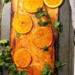 whole30 cedar plank salmon