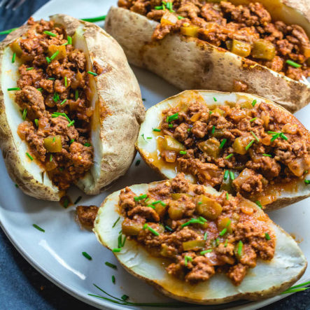Whole30 Instant Pot Sloppy Joes (Paleo, GF, Stovetop Instructions)