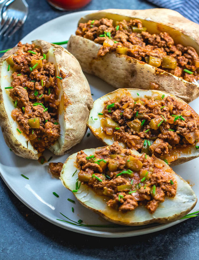 whole30 instant pot sloppy joes