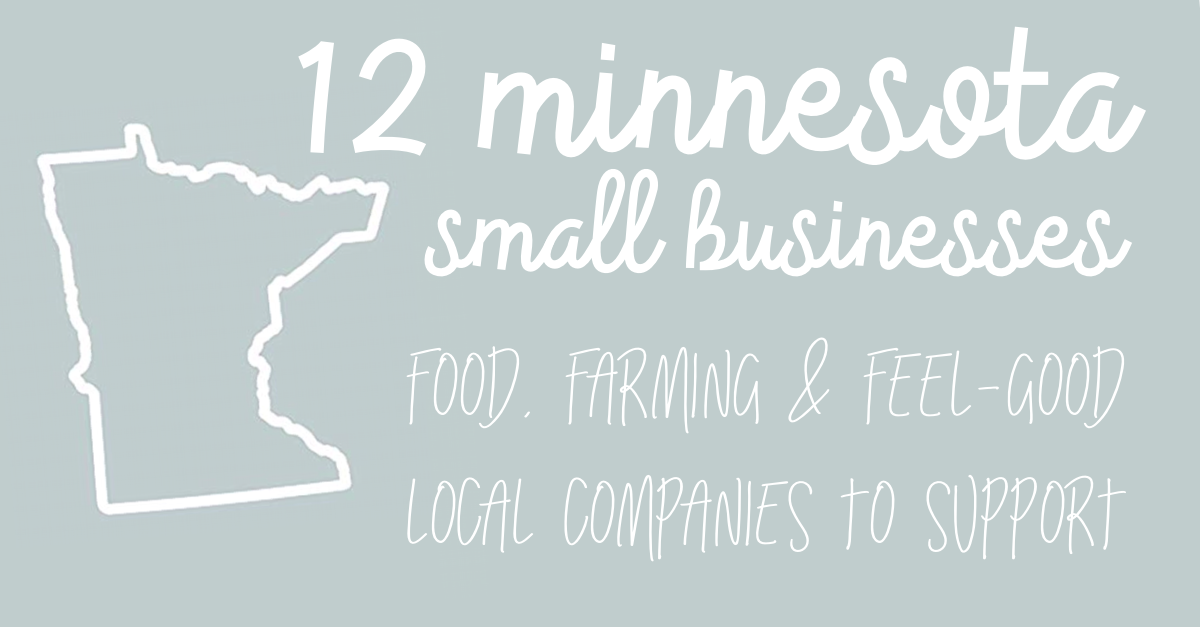 Minnesota small businesses