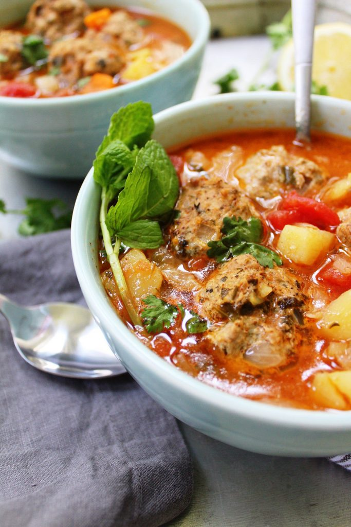 30 Whole30 Soups, Stews, & Chilis