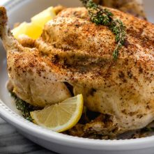 Instant Pot Whole Chicken: Whole30, Paleo, Keto, Easy!