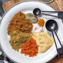 Homemade Fajita Seasoning: Whole30, Paleo, Keto, GF, Sugar Free