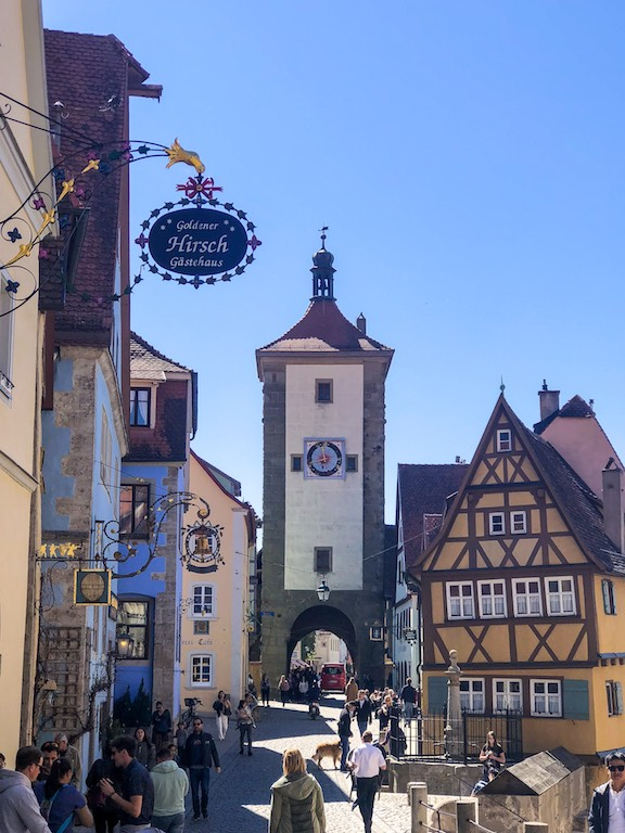 rothenberg day trip from nuremberg