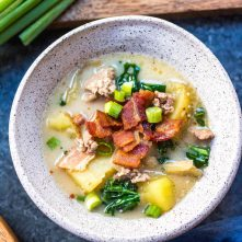 Instant Pot Zuppa Toscana: Whole30, Paleo, Gluten-Free