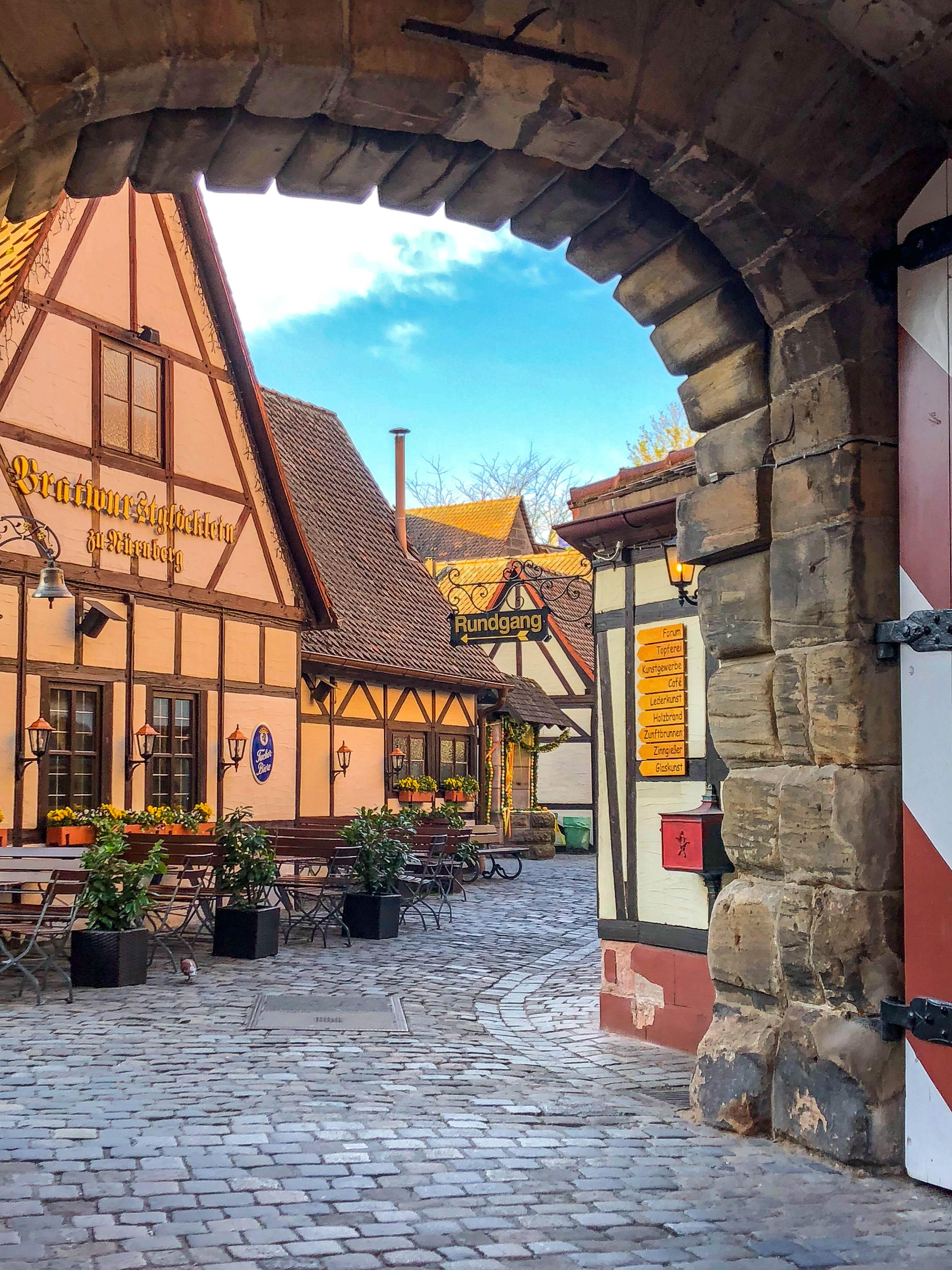 nuremberg travel guide