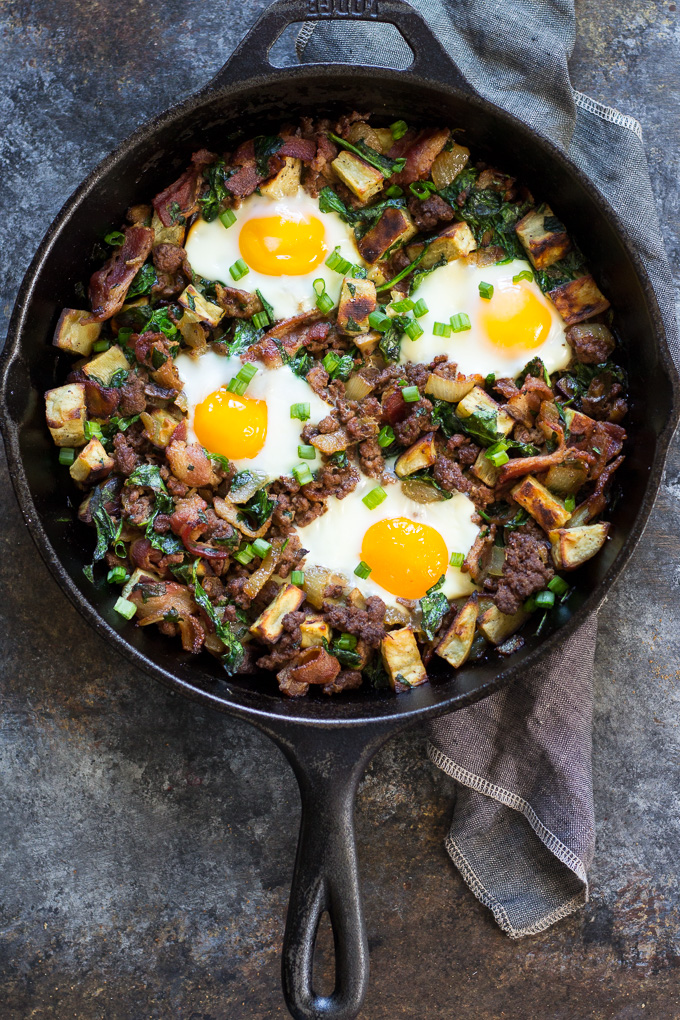 40 Whole30 Breakfast Recipes