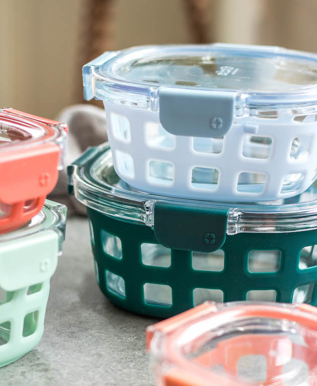 ello meal prep container set