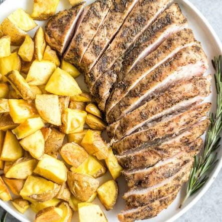 Smoked Boneless Turkey Breast: Whole30, Paleo, Keto, Gluten-Free