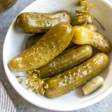 Homemade Dill Pickles: Great Grandma's Canning Recipe